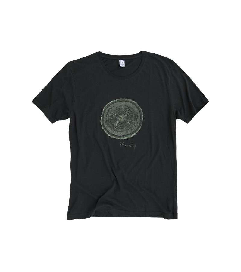 Kun_tiqi T-Shirt Life Cycle, grau