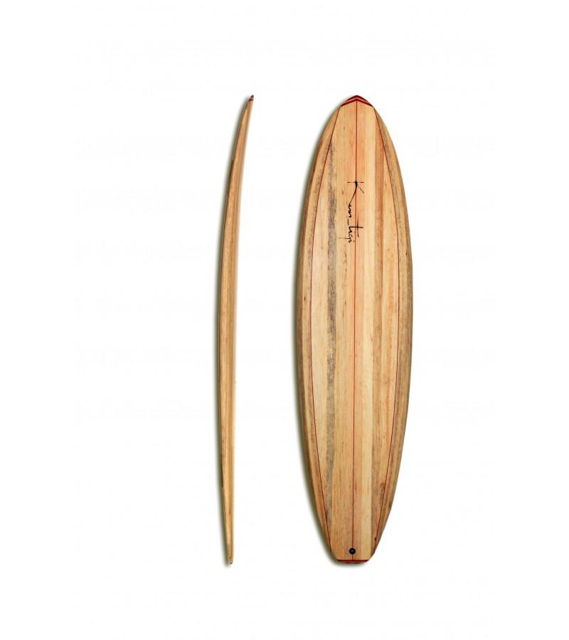 """Kun_tiqi Balsa Surfboard """"Evo"""""""