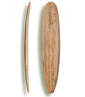 "Kun_tiqi Balsa Longboard ""Performer"""