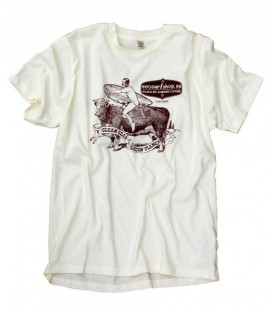 Ecosurfshop T-Shirt Organic & Fair naturfarben