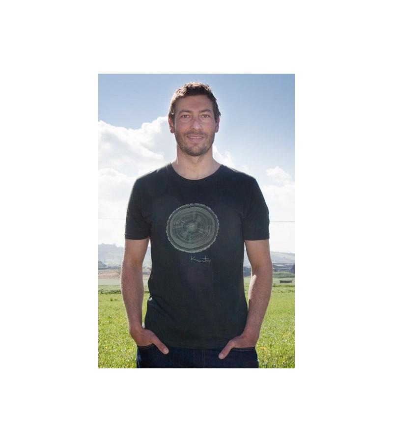 Kun_tiqi T-Shirt Life Cycle, grau