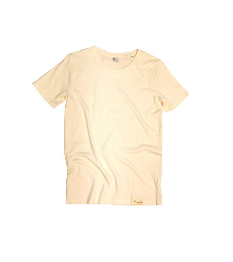 Ecosurfshop Logo T-Shirt Organic & Fair, natur
