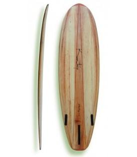 "Kun_tiqi Balsa Surfboard ""Orca"""