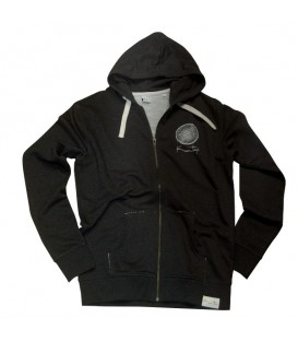 Kun_tiqi Zip-Up Hoody Life Cycle, dark grey