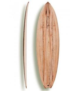 "Kun_tiqi Balsa Surfboard ""Pheni"""