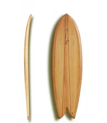Planches de surf Kun_tiqi en bois de balsa